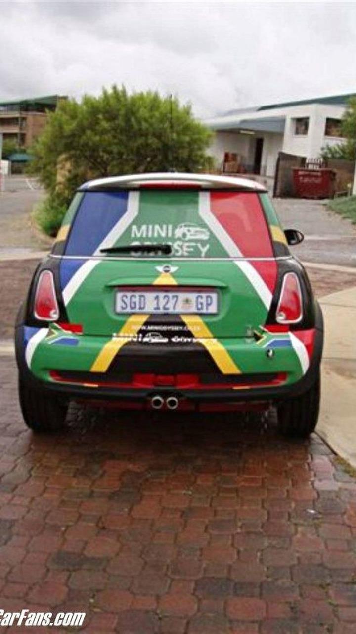 MINI Odyssey 2006
