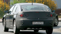 2007 Chrysler Sebring Spy Photos