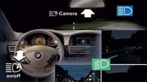 BMW Night Vision High-Beam Assist
