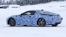 BMW i8 prototype spy photo