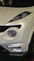Nissan Juke NISMO debuts at 2012 Paris Motor Show