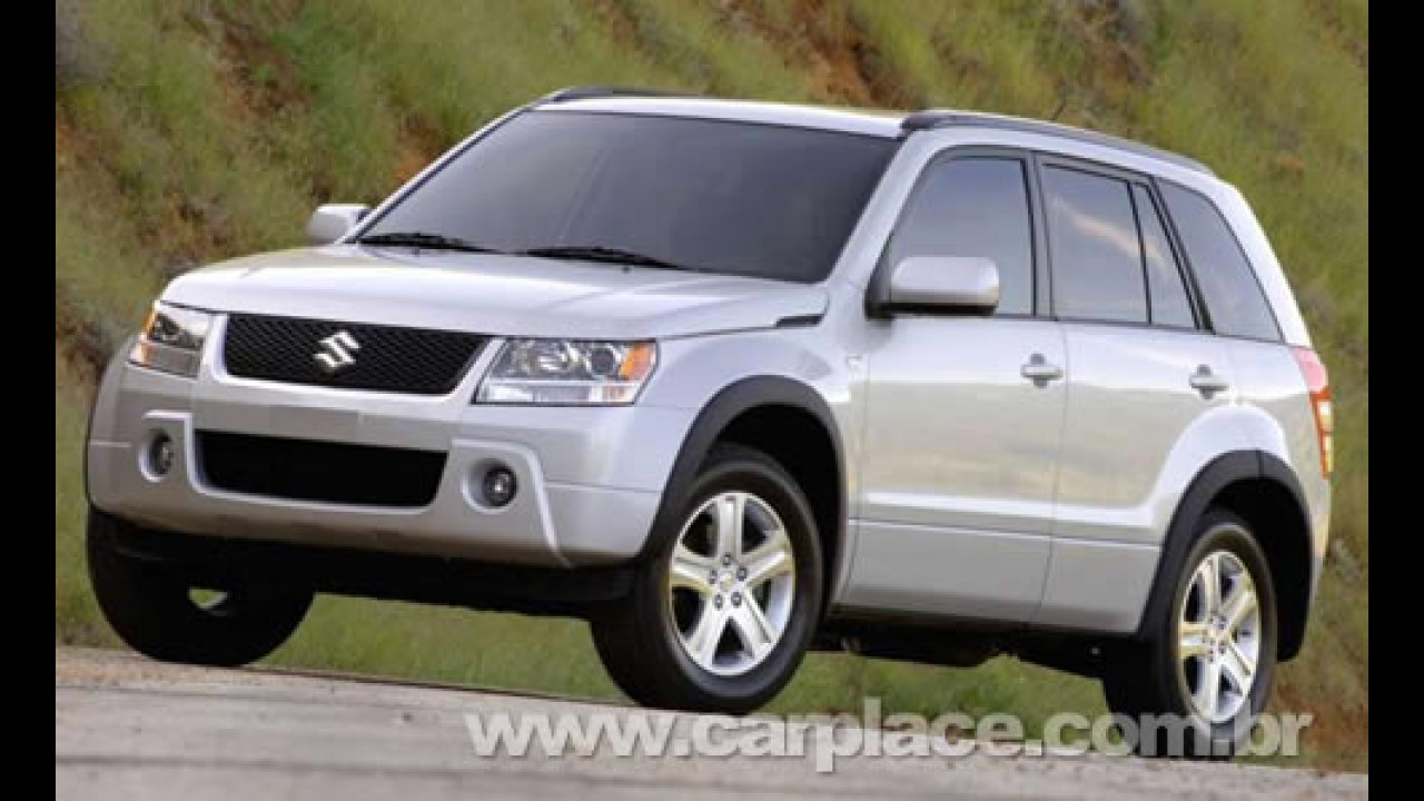 De volta ao Brasil: Suzuki deve começar a vender seus carros em setembro