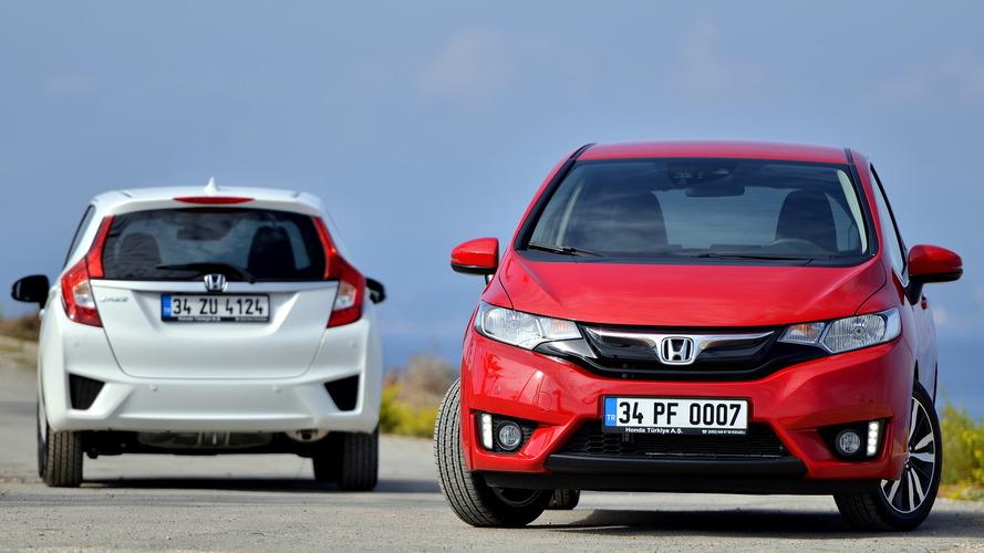 Honda, Ekim ayında Jazz ve CR-V'ye özel fırsatlar sunuyor
