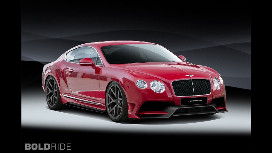 Vorsteiner Bentley Continental GT