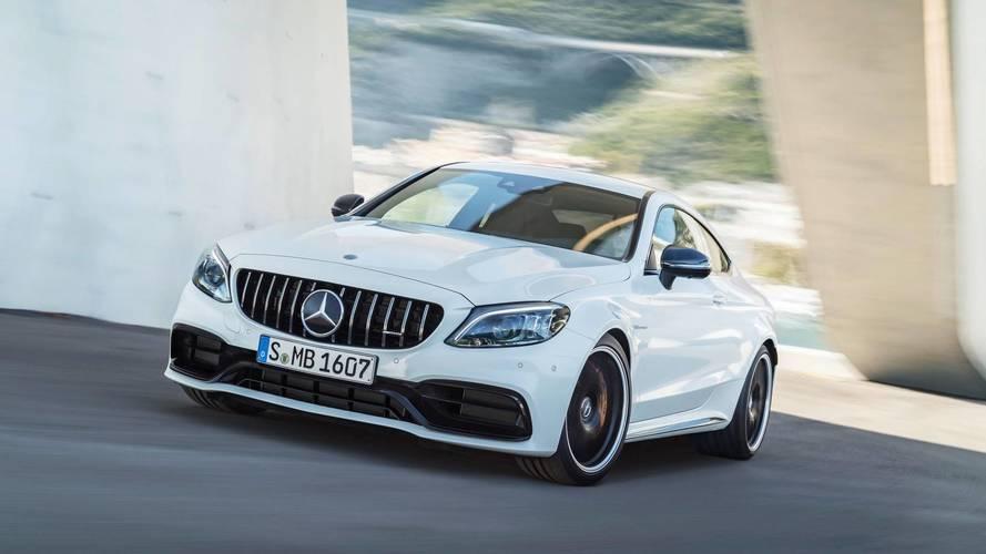 Az új Mercedes-AMG C63