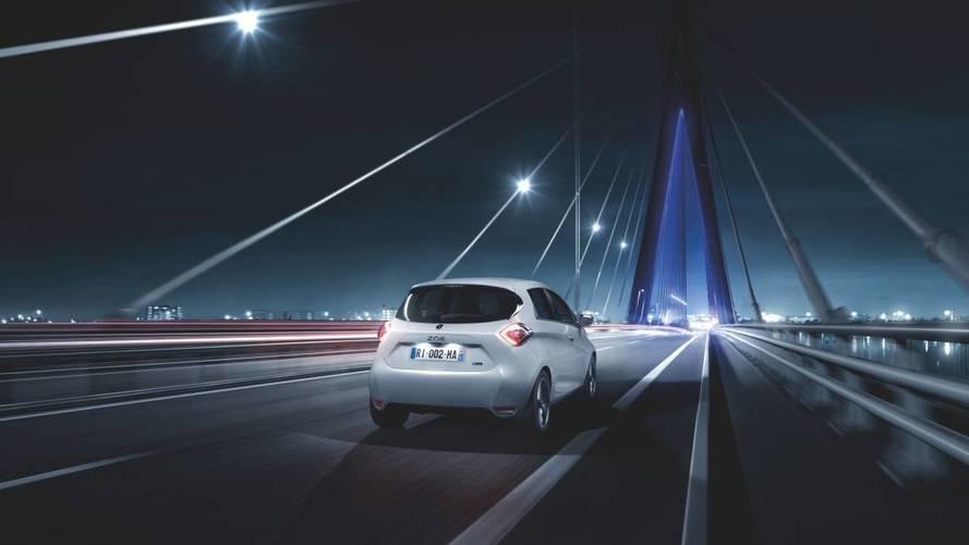 Új villanymotor a Renault ZOE számára