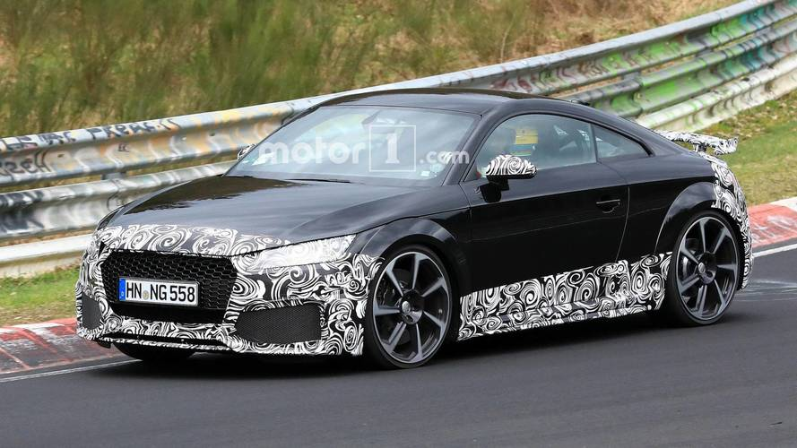 Hear The 2019 Audi TT RS Play Its Five-Cylinder Symphony