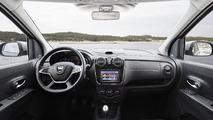 Makyajlı 2017 Dacia Lodgy