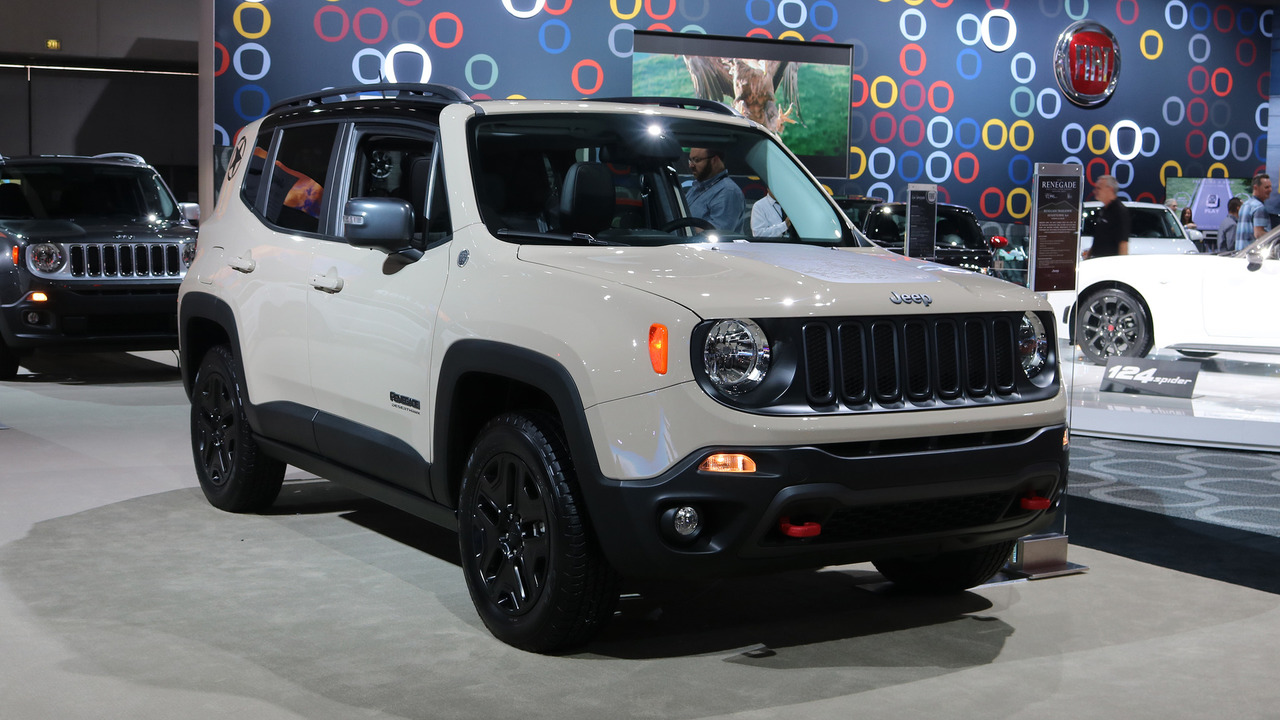 Will The Next Jeep Renegade Look Like This