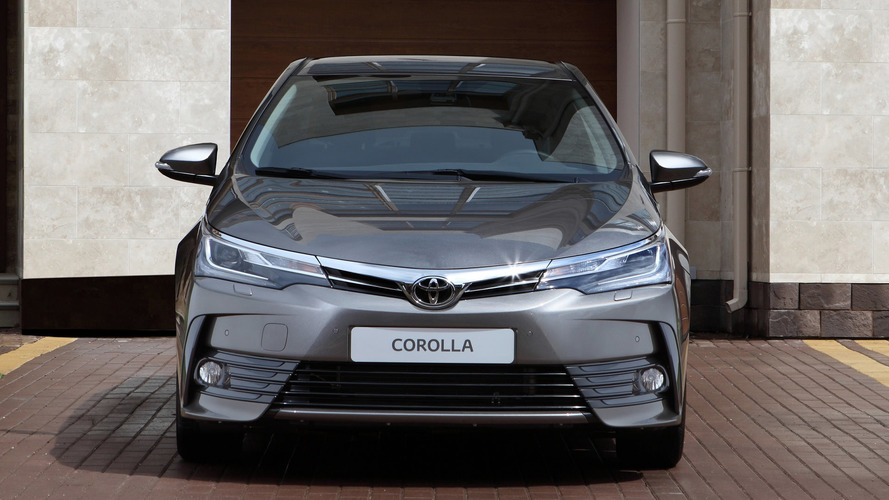 Segredo: Toyota Corolla 2018 pode ser equipado com motores BMW