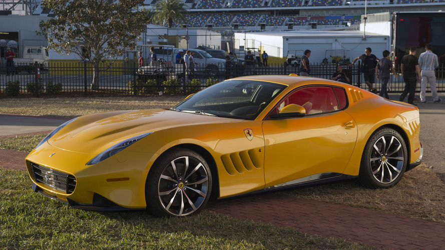 Ferrari SP275 RW Competizione is latest one-off prancing horse