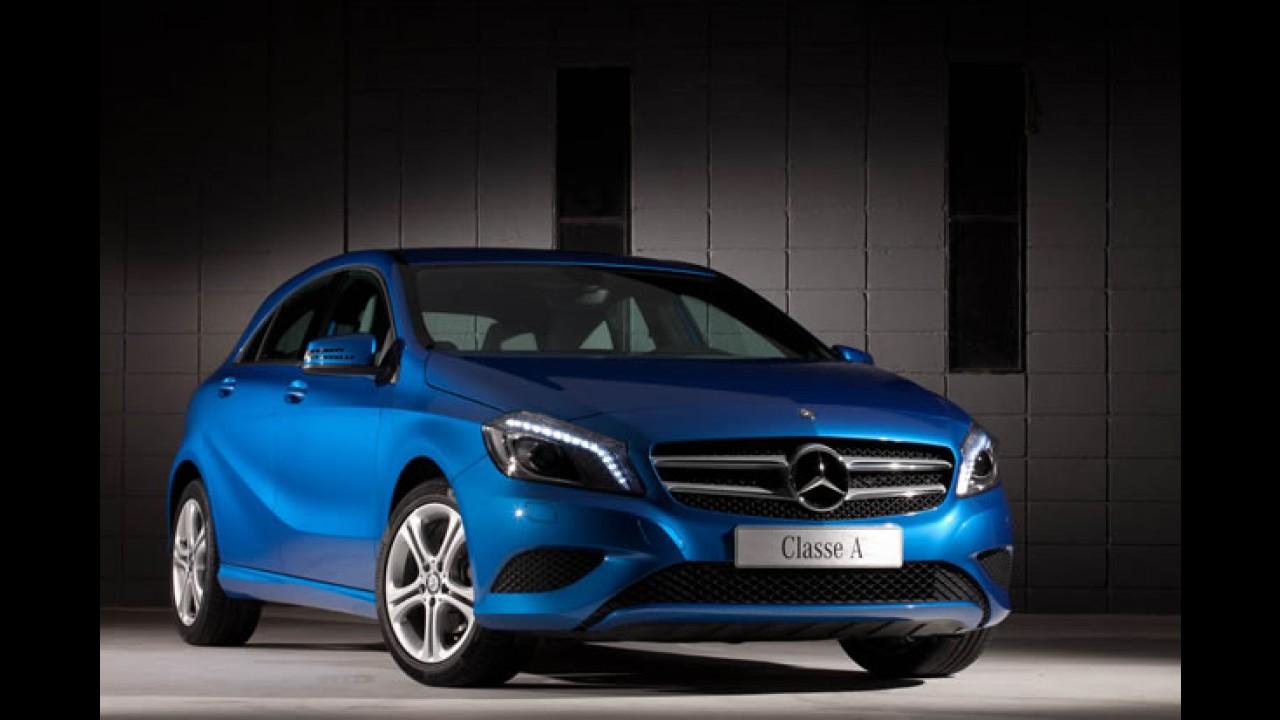 Que crise? Mercedes comemora 31% de crescimento no Brasil em 2015