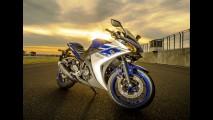 Esta é a nova Yamaha MT-03 2016, versão naked da recém-lançada R3