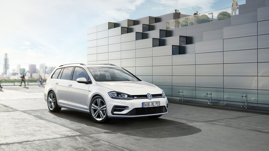 VW Golf facelift gets sporty R-Line treatment
