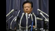 Presidente da Mitsubishi renuncia em meio ao escândalo de consumo