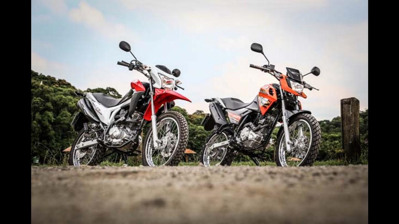 Recall: Yamaha vai trocar o chassi da XTZ 150 Crosser por risco de quebra