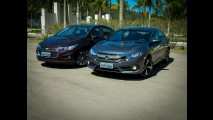 Semana CARPLACE: Duelo Civic vs. Cruze, novo i30, novas versões do Golf e mais!