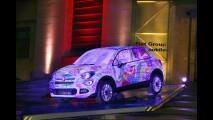 Fiat 500X, la presentazione a Balocco