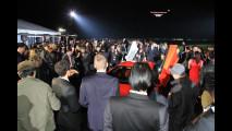 Lamborghini Aventador, il debutto in Giappone