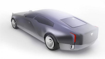 Russian presidential limo concept by Alexander Galaktionov 25.2.2013