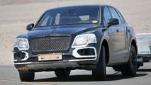 2016 Bentley Bentayga spy photo