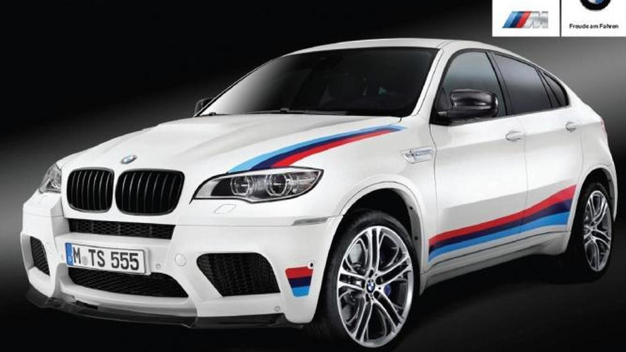 BMW X6 M Design Edition leaked