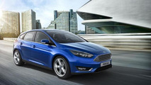 2014 Ford Focus facelift