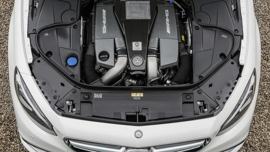 Mercedes to begin phasing out the twin-turbo 5.5-liter V8