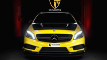 Mercedes-Benz A45 AMG Project 45 by RevoZport and Mulgari