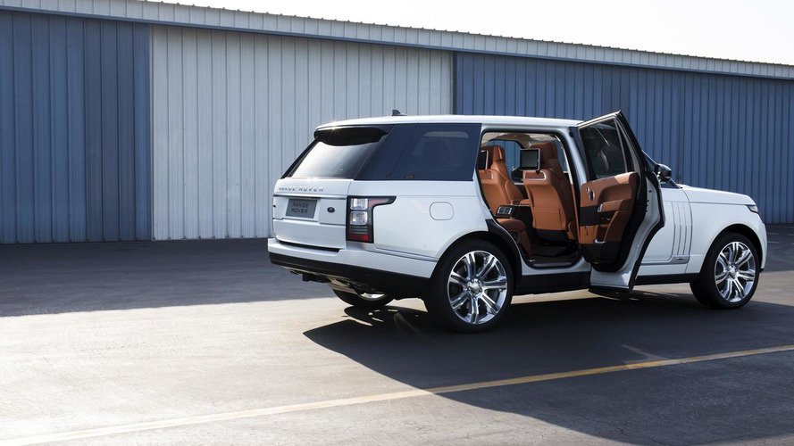 Land Rover working on an ultra-luxurious £200,000 Range Rover for 2016