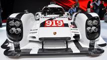2014 Porsche 919 Hybrid debut in Geneva