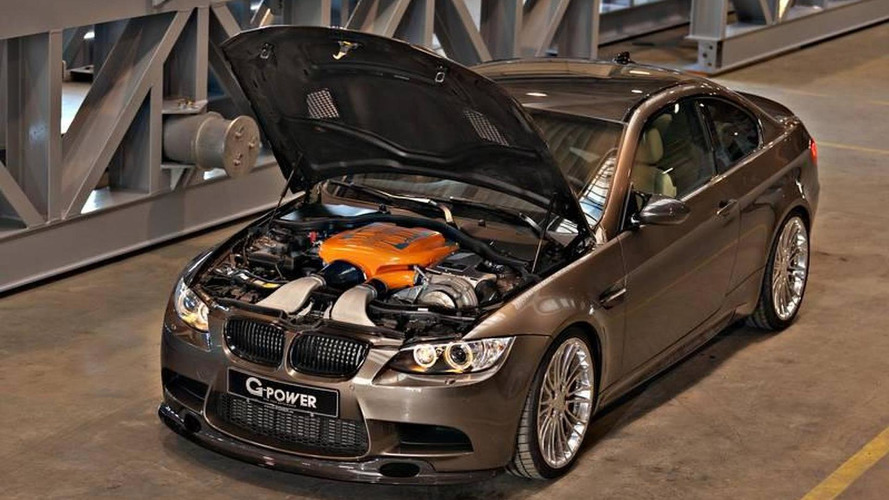 G-POWER BMW M3 Hurricane RS introduced with 720 HP