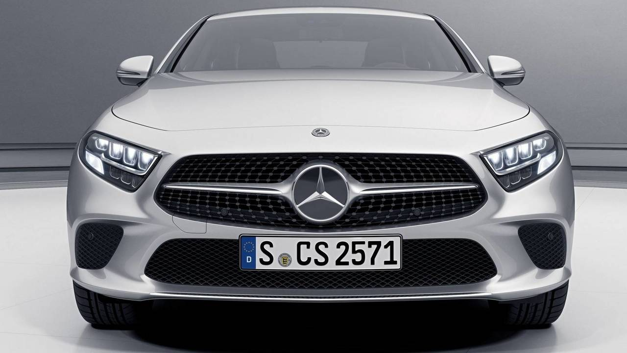 2019 mercedes benz cls450 introduces mild hybrid powertrain. Black Bedroom Furniture Sets. Home Design Ideas