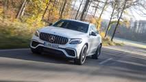 2018 Mercedes-AMG GLC 63 Coupe