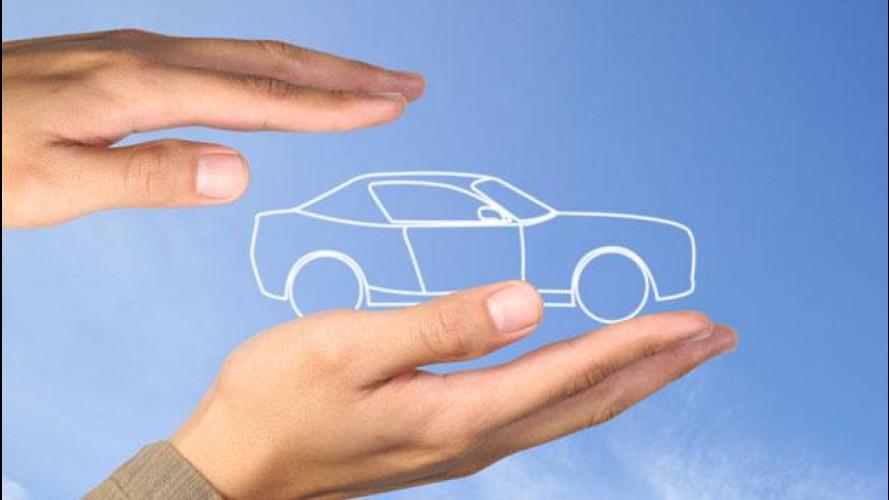 C'è crisi? L'italiano cura la sua auto