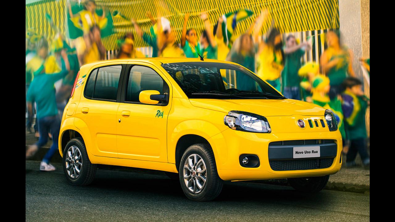 Fiat Uno Rua