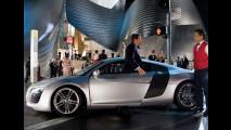 Audi R8 è l'auto di Iron Man