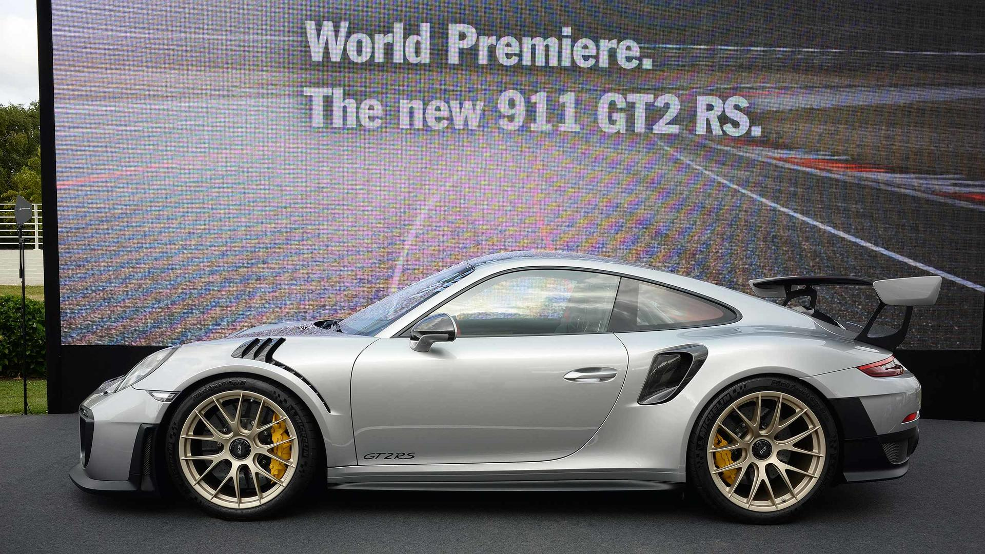 2018-porsche-911-gt2-rs-at-2017-goodwood-festival-of-speed Extraordinary Porsche 911 Gt2 Rs Used Cars Trend