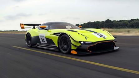 Aston Martin Vulcan To Make Race Debut