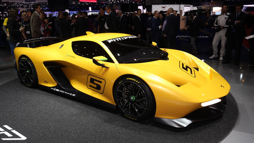 Fittipaldi EF7 Vision Gran Turismo is a 600hp track toy