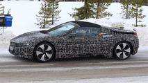 BMW i8 Roadster 2018 fotos espía