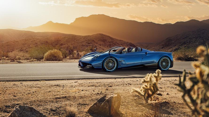 Pagani Huayra Roadster 2017, más poderoso que nunca