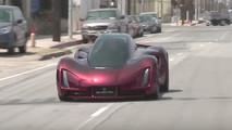 Blade Supercar Jay Leno's Garage