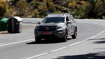 2018 Dacia Duster vidéo espion