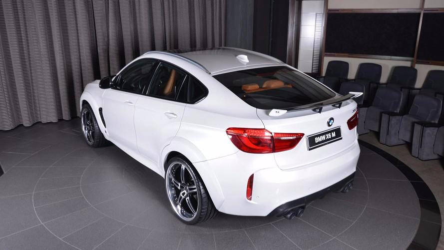 AC Schnitzer pousse le BMW X6 M à 650 chevaux
