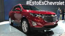 Chevrolet Equinox surge no Salão de Buenos Aires