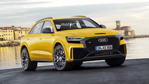 Audi RS Q8 render