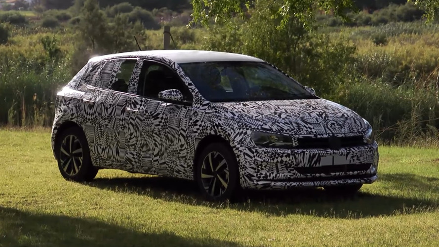 VW Takes A Quick Look At The New Polo In Preview Video