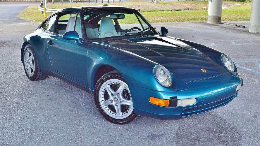 1996 Porsche 911 Targa Ebay Photo
