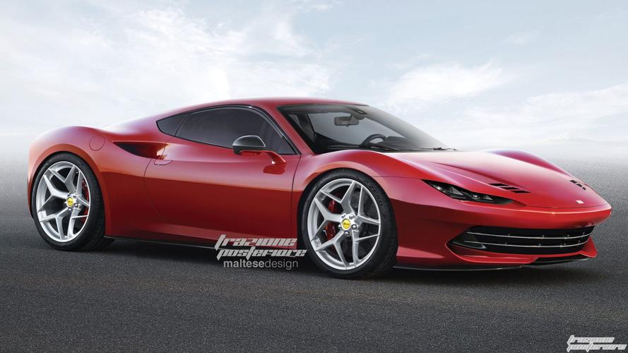 Szinte biztosan nem öltözik modern köntösbe a Ferrari Dino